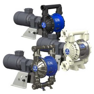 Graco Husky 2150E ATEX Induction Motor